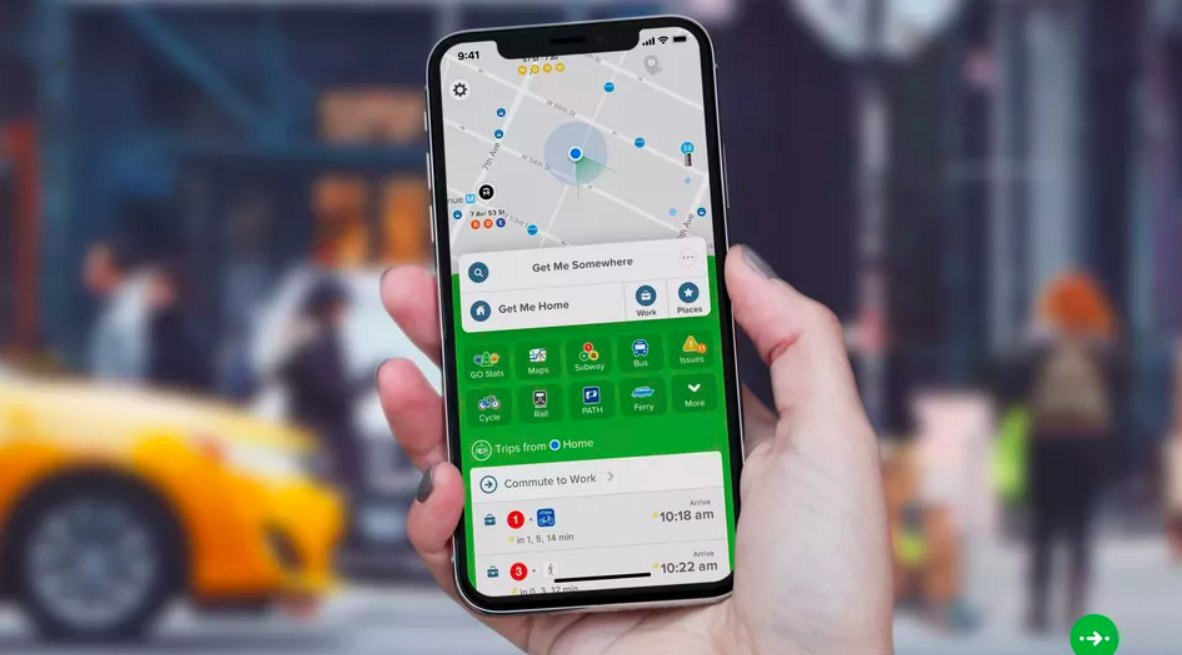 Citymapper might be better than Google Maps. It just came to 17 more