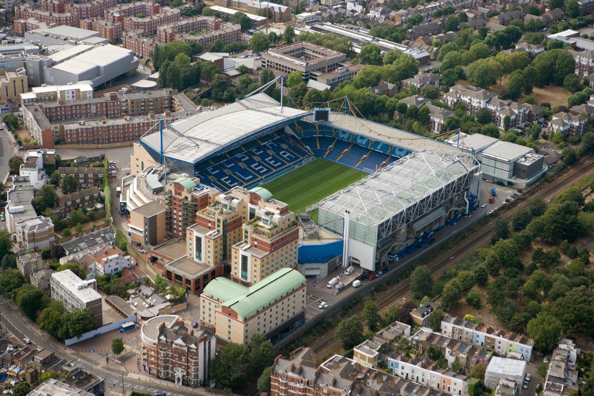 🌍 Inglaterra 🗺️ Londres 📍Fulham Road, SW6 1HS. 🏟️ Stamford Bridge