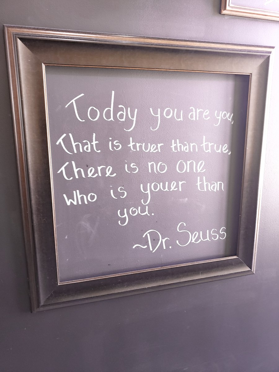Be who you are 🌈 #DrSeuss  #MondayMotivation #PRLife #AgencyLife https://t.co/XhaQm0p554