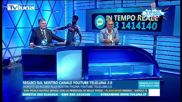 #ParmaNapoli