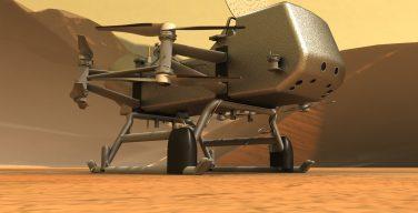 #Dragonfly: el #Helicóptero que viajará a #Saturno buscando #Vida en Titán - Titán es un análogo a la Tierra primitiva, y puede proporcionar pistas sobre cómo puede haber  ... - https://t.co/kDH7Z2FIsl  #IngenieríaEspacial #Investigación #Misión #NASA #SatéliteTitán #Tecnología https://t.co/K4aENW6G2r