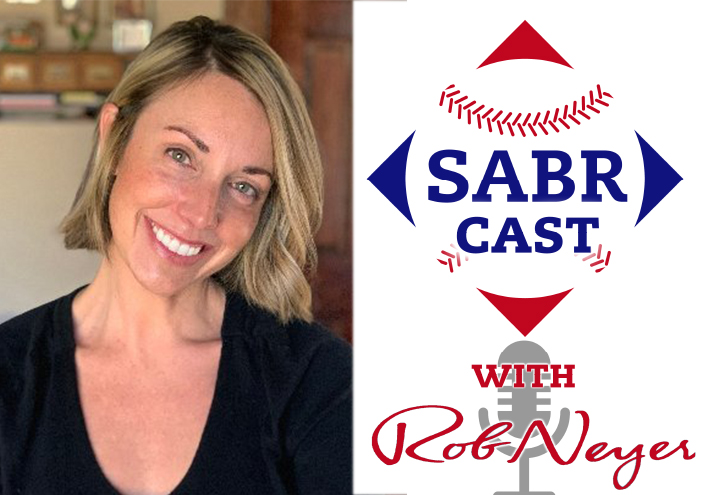 "NEW! Listen to #SABRcast with @robneyer — our guest this week is @Anikadrawls, author and illustrator of the new book ""The Incredible Women of the @AAGPBL"": https://t.co/JRDcdZ3VZ1 https://t.co/Q5mY3PRn89"