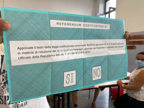 Referendum 2020, in Sicilia quasi il 76% ha votato per il sì (I DATI) - https://t.co/5G0qpCJith #blogsicilia #referendum2020 #referendum
