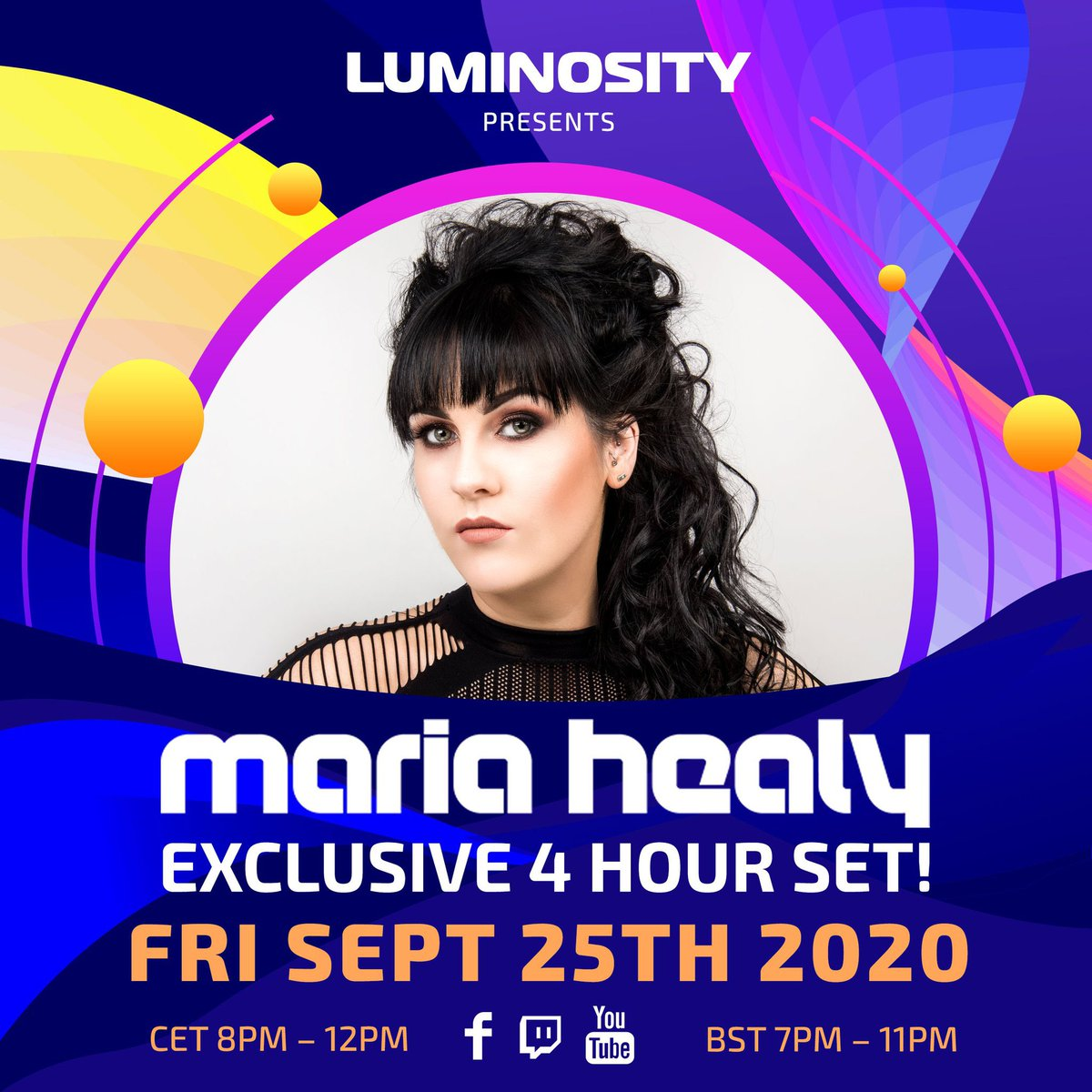 This Friday, catch my 4 hour stream for @LuminosityEvent It's jam packed with lots of gems 💎 https://t.co/vqfDNUSgt7