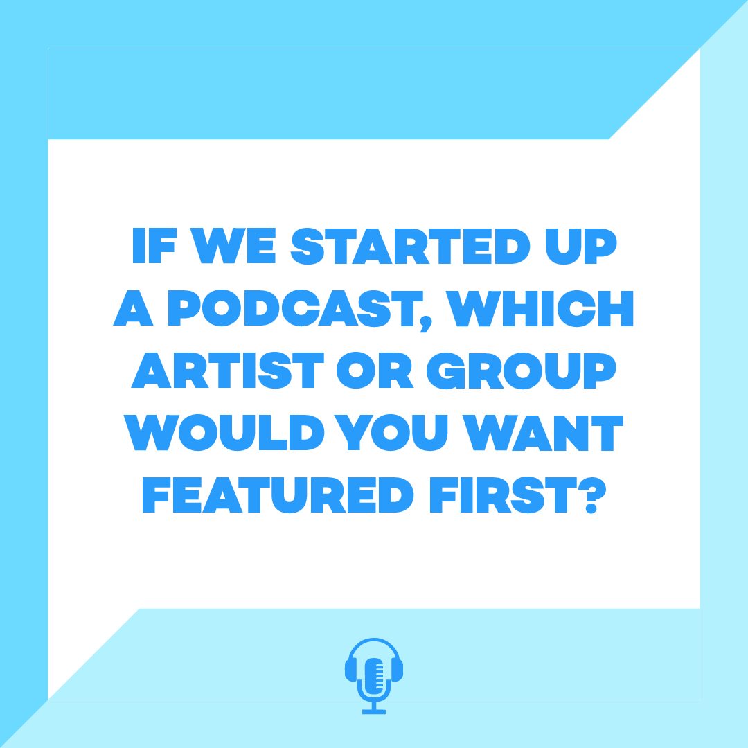 What K-pop artist or group would be a fun guest on a podcast? 🎙 https://t.co/cwlQPsMQON