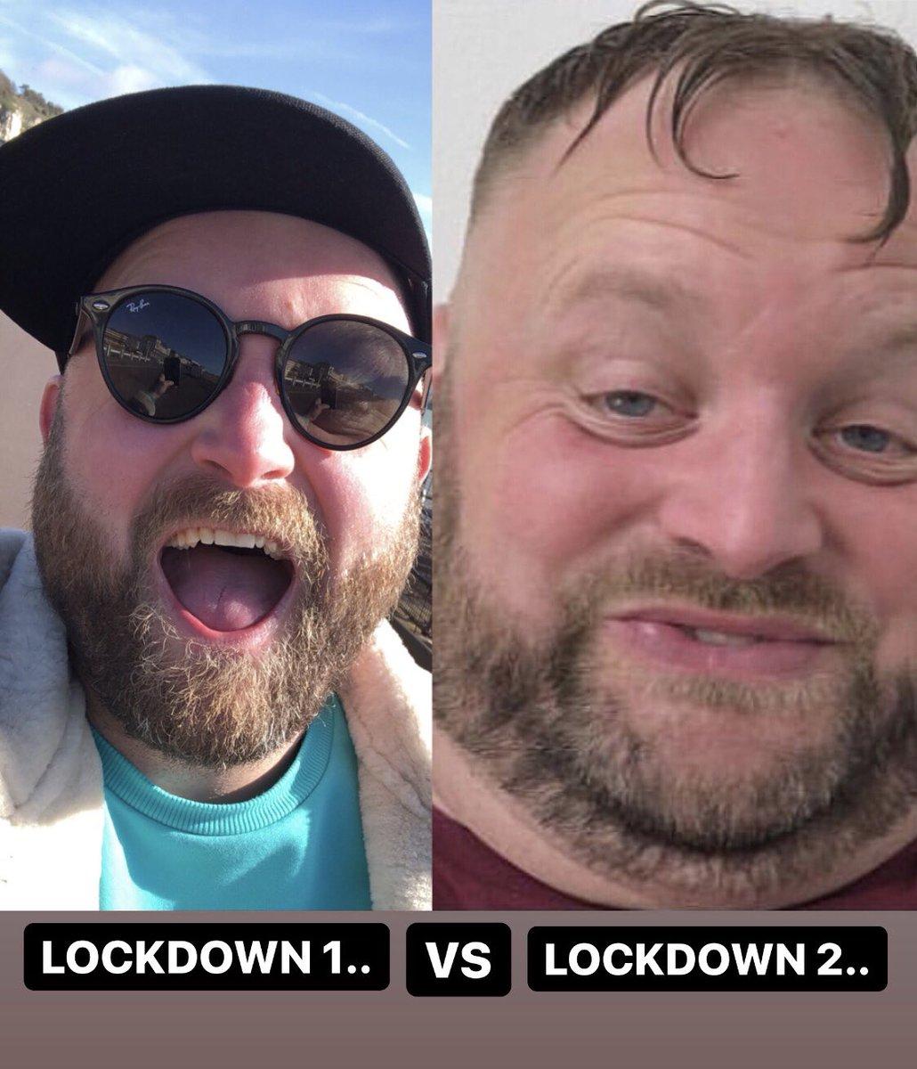 Me entering lockdown 1 Vs Lockdown 2.. https://t.co/4195m0QXCM