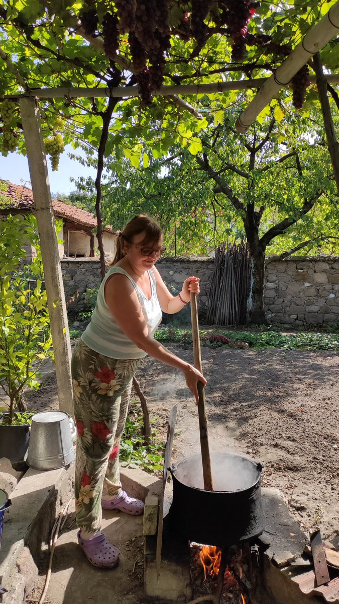 #homemadefood #slowfood #liutenica #Bulgaria #traditionalfood https://t.co/ob9MjCoRJT