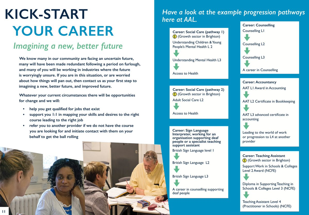 Hello all at #BrightonHour!   Explore our variety of #courses at Aldridge Adult #Learning and gain new #skills to head  start a successful #career.  https://t.co/aWGYR6BHXS  #ChangeYourStory #AdultLearning https://t.co/5vCLH5fghO