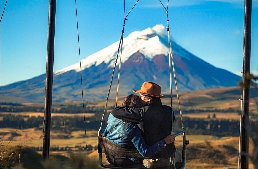 Volcán Cotopaxi 📍 Cotopaxi, #Ecuador🇪🇨 IG 📸 @md.joamosquera #Montañas #Aventura #Senderismo https://t.co/1WOMBojfBL