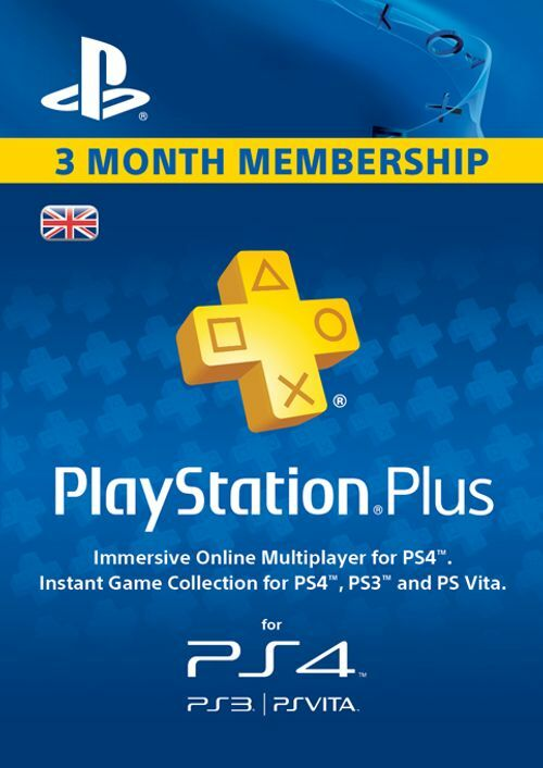 RT 3 Month #PlayStationPlus Membership with Instant Delivery, Never pay full price!! #Games #Playstation #PS4 #PS3 #PSPlus #VideoGames #Gaming #DigitalGamesHub #DGHub #Sale #Offer #Deal > Buy now: https://t.co/iocoNDnXhl https://t.co/Xhc0xFxDVT