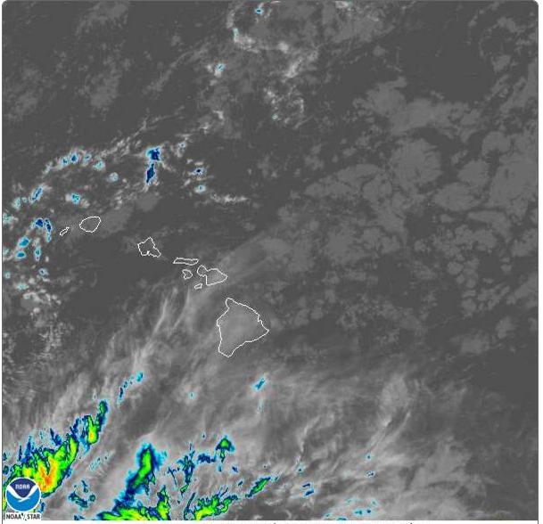 STATE OF HAWAII LIVE NOAA RADAR & SATELLITE INFRARED LOOP: MONDAY, SEPTEMBER 21ST: https://t.co/fAJS3buI0f #maui #hawaii #hawaiiweather #mauicounty #surf #kitesurfing #standuppaddleboarding #windsurfing #kiteboarding #sailing #surfing #hydrofoiling #oahu #kauai #bigisland #niihau https://t.co/eoKiquh0RC