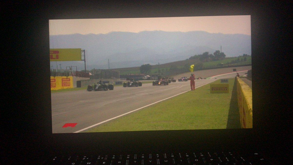 Rewatching the Tuscan gp haha #TuscanGP #f1 #mercades https://t.co/gpN5EWmWR9