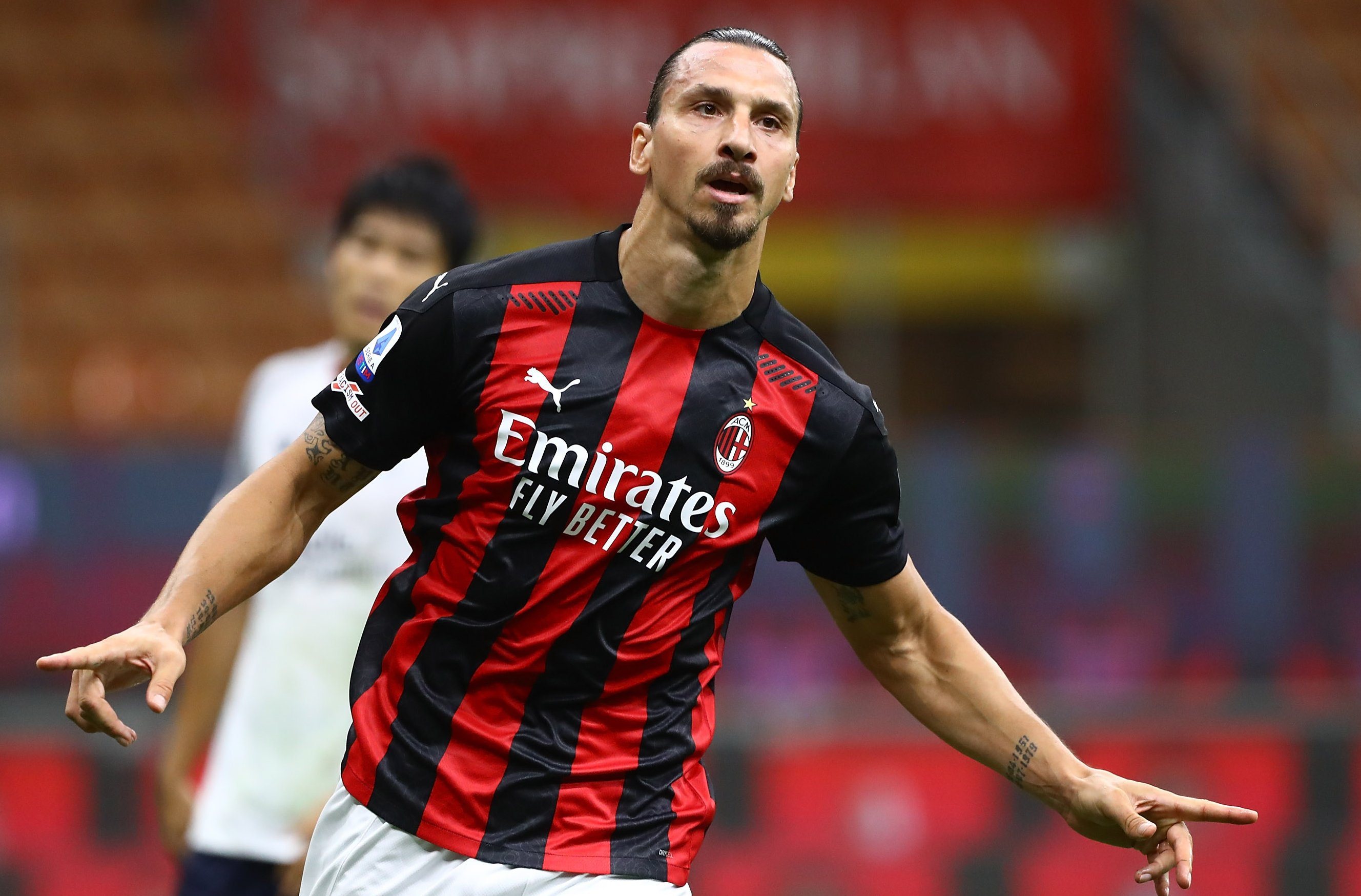 Zlatan Ibrahimovic hints at AC Milan move ahead of January