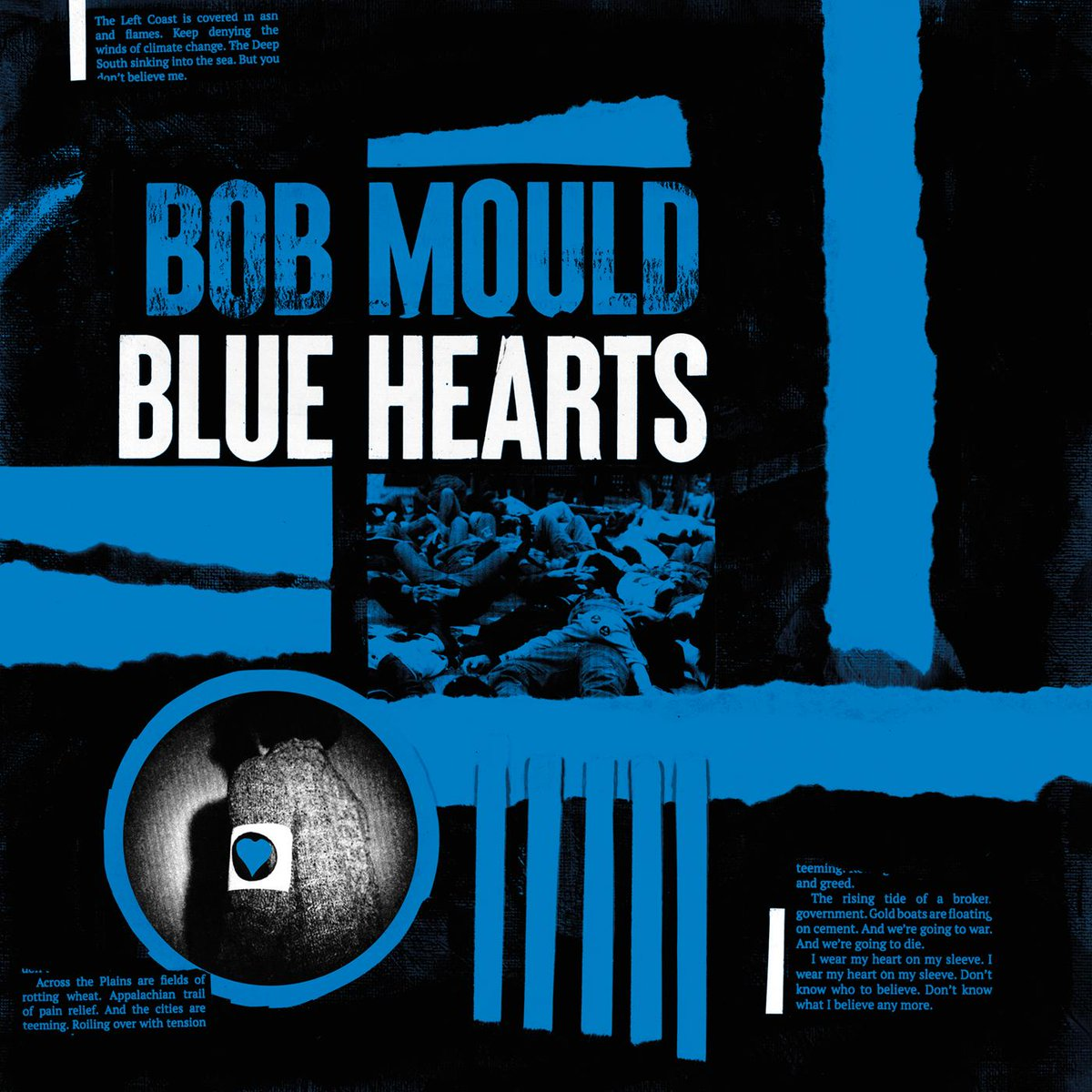 Bob Mould is a feisty kind of guy, a fact that's no secret to the fans he's acquired. americansongwriter.com/blue-hearts-bo…