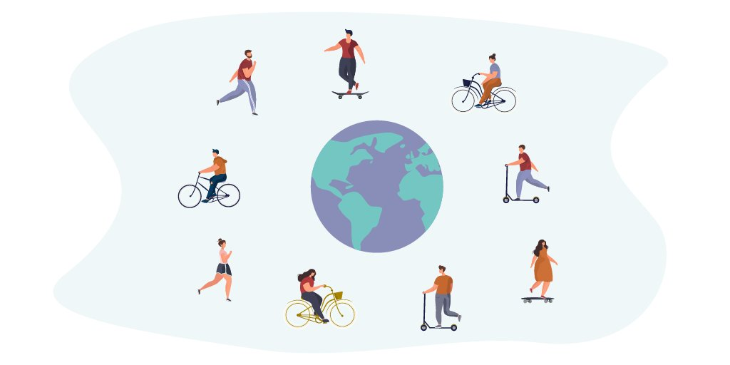 Swap 🚗 for 🚶tomorrow as part of #WorldCarFreeDay!   If you can't leave the car at home, try parking further away from work or the shops & walking. If you're looking for motivation, join the 10,000 steps challenge https://t.co/43WFeqabRR    #walk #ride #bike #movemore #healthy https://t.co/XiiwUz4vVY