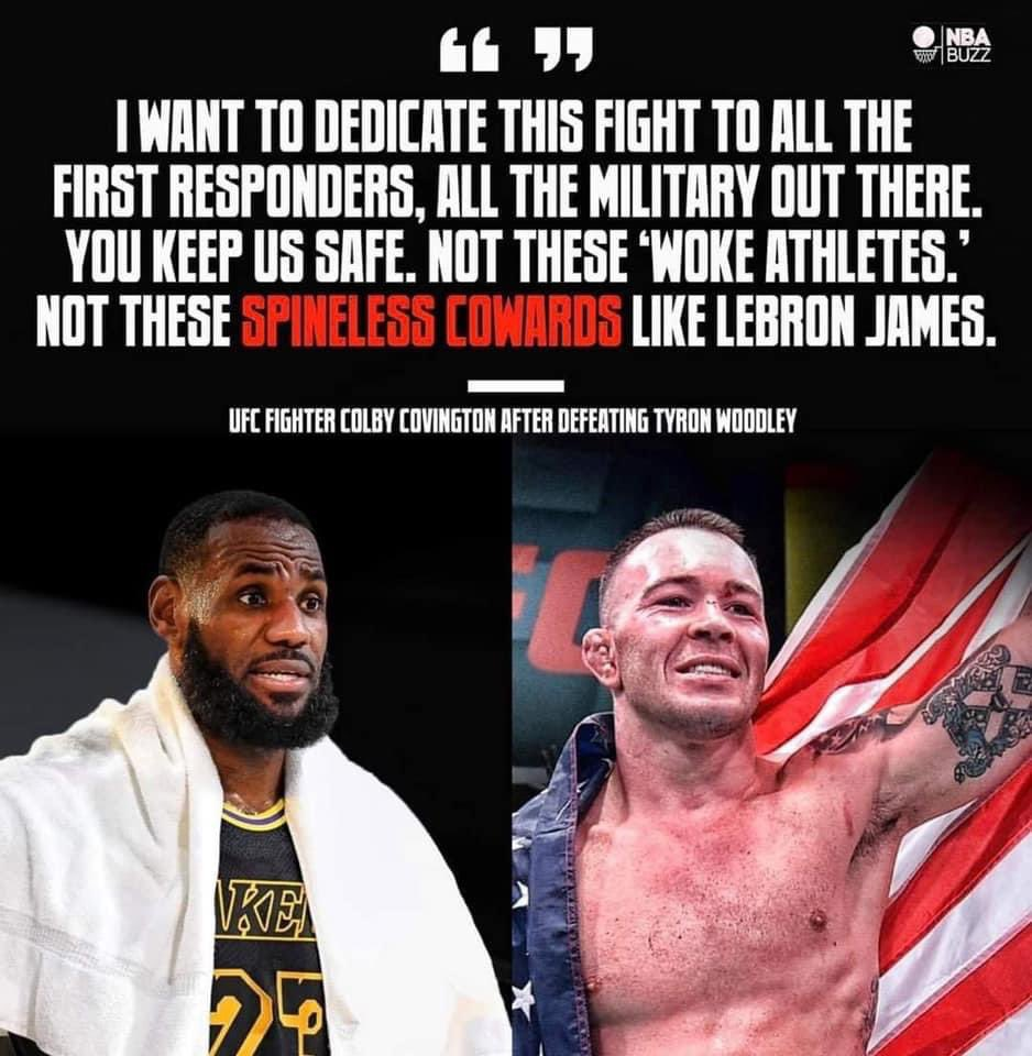 LOL at the snowflakes that believe  @KingJames could even last 10 seconds with me! If that coward had the balls or the ability to kick anyone's ass, Delonte West would've lost his teeth long before his meth habit! https://t.co/TQZ56FBnt1