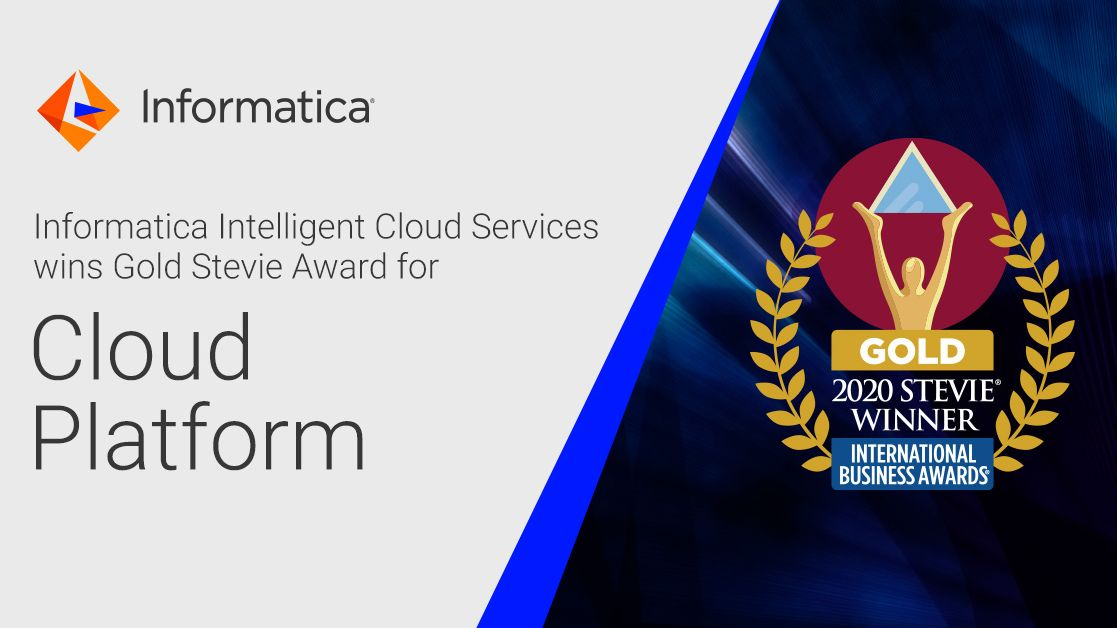 #Informatica went for the gold and got it! 🏆 Feeling great about 2 @TheStevieAwards—one in the Cloud Platform category. The second one is... shown in the replies. https://t.co/tJrViOmkeG https://t.co/SK3KfwX5e6