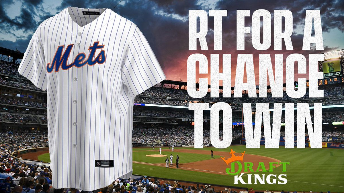 Enter now for your shot at an autographed jersey, courtesy  of #DraftKings! #DKSweepstakes  ☝ Follow us and @DraftKings ✌ Retweet this  Ends 9/23. 1 winner. Rules: https://t.co/u4iTXnyTJs https://t.co/6rl242P8KR