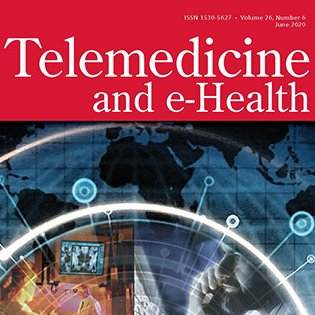 We are glad to see research from Canada showing that #telerehabilitation has efficacy and cost benefits for #stroke patients. Read more from Telemedicine and e-Health based on the work of @BMSakakibara and co-authors: https://t.co/bK1OiAHqN4 https://t.co/Jr2DozCd6k