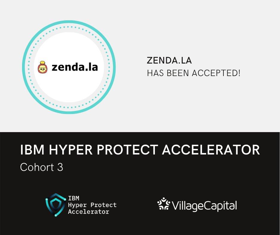 Estamos muy emocionados porque hemos sido aceptados a la IBM #HyperProtectAccelerator . 🥳Somos la primera #startup mexicana en lograrlo! Con en enfoque es #seguridaddedatos e #inteligenciaartificial, esta es una gran oportunidad para nosotros! #insurtech #tech4good #health https://t.co/WhZ2xeClbZ