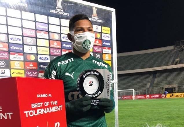 "Rony e Nacho Fernández são os ""garçons"" da Libertadores até agora; veja a lista https://t.co/OSksLgCdG3 #LibertaNoSBT https://t.co/hMrd8xEsQ5"
