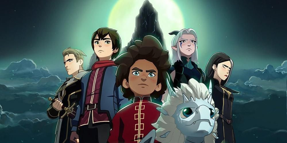 It would seem that when it comes to epic fantasy series, #Netflix giveth and @netflix taketh away...  https://t.co/xpGE68AZqi  #DragonPrince #TheDragonPrince #DarkCrystal #DarkCrystalAgeOfResistance https://t.co/ZDaeurL65l