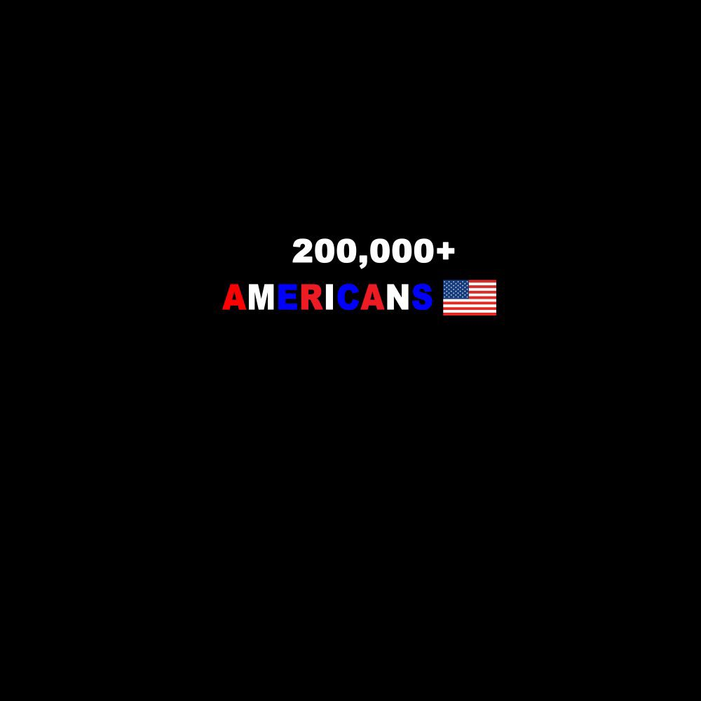 #DJTrump America is approaching a catastrophic milestone of 200k lives lost due to your mishandling of the pandemic. This is NOT an A+ accomplishment, we are NOT rounding the corner, our country is paralyzed & THIS IS ON YOU! #BidenHarrisToSaveAmerica https://t.co/zBNaT7gw7B