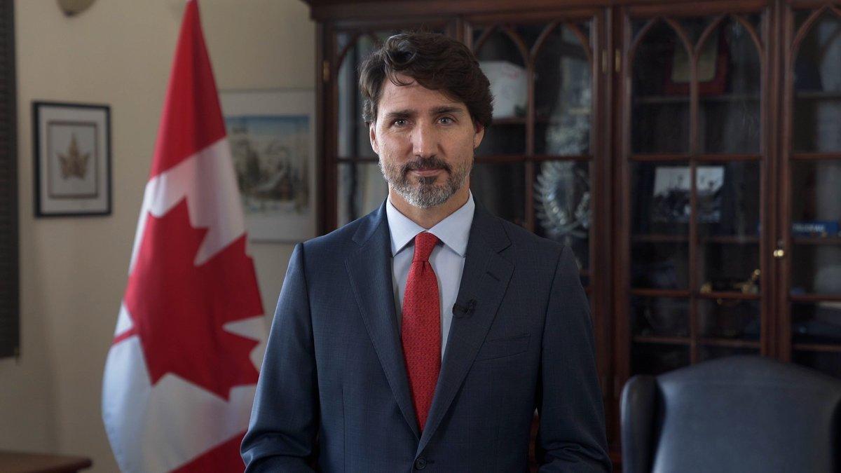 Plus que jamais, la communauté internationale doit unir ses forces et redoubler d'efforts pour trouver des solutions et défendre ses idéaux et principes communs. Regardez l'allocution virtuelle du PM Trudeau pour le 75e anniversaire de l'Assemblée générale de l'ONU ⬇️ #ONU75 https://t.co/Lx5jOtTy7H