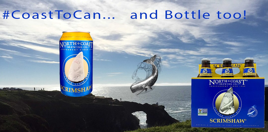 From our coast to you, in your choice of CANS or bottles... Scrimshaw Pilsner. https://t.co/lSfiFpmgCa #coasttocan #scrimshaw #scrimshawpilsner #pilsner #craftbeer #independentbeer #ncbcoutside #ncbcinside #staysafe https://t.co/hBxMiq6dd8