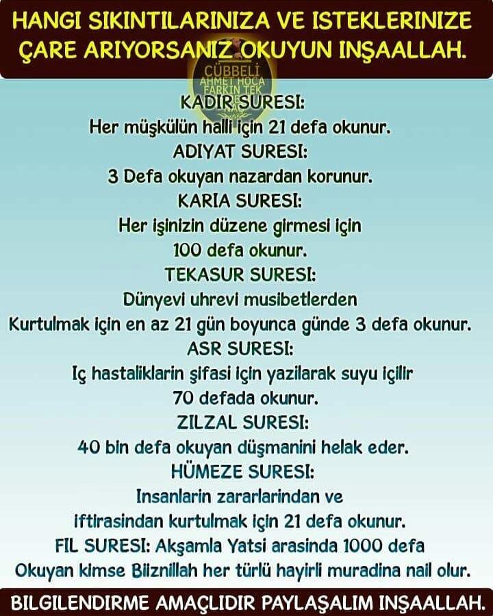#iyilik #cennet #umre #ramazan #umre #sahur #iftar #sadaka #islam #ALLAH #dua #zikirler #diriliş #payitahtabdülhamid #Osmanlı #sultanabdülhamid #dini #dualar #geylanihz #sufi #tasavvuf #haram #helal #cübbeliahmethoca #nihathatipoğlu #cevatakşit #vaaz #imam #hoca #müslüman https://t.co/59yW6VVI3c