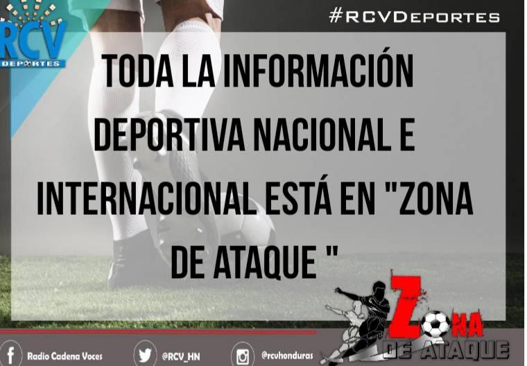🔴#RCVEnVivo | #ZonaDeAtaque  Sintoniza el programa #deportivo número uno de las noches con @marvin.zierra y Eduardo Flores, toda la información deportiva a partir de las 8:00pm   ¡#SINTONIZA! 📻  93.3FM | 580 AM #Tegucigalpa  98.1FM | 1190 AM #SanPedroSula https://t.co/dxRQ15yOP4