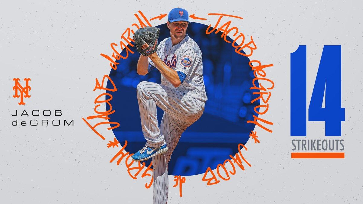 @MLB's photo on deGrom