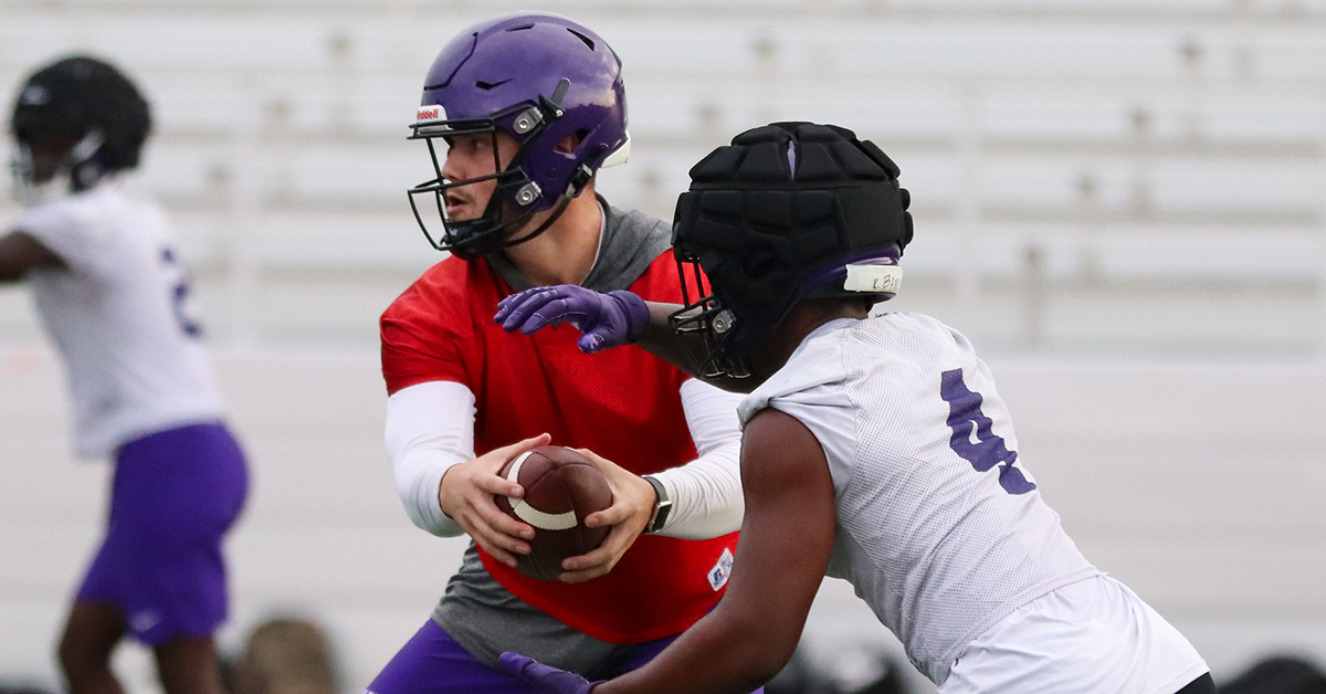 📸 Snaps from last week's work 😈 tarletonsports.com/galleries/foot… #TexanNation | #D1szn