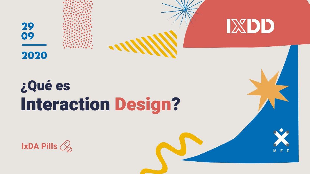 El Diseño de Interacción (IxD) una disciplina del UX, responsable de diseñar la interacción entre usuarios y productos, para permitirles alcanzar sus objetivos de la mejor manera posible🤯🙌🏼  Link 🌐 https://t.co/uxJhVDV4ZP  #IxDAMedellín  #Interaction #Design #IxD #IxDAPills https://t.co/9o1GtPslV1