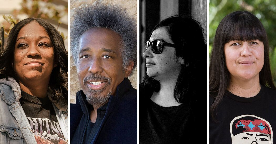 National Book Awards Names 2020 Nominees nyti.ms/3crz6vW