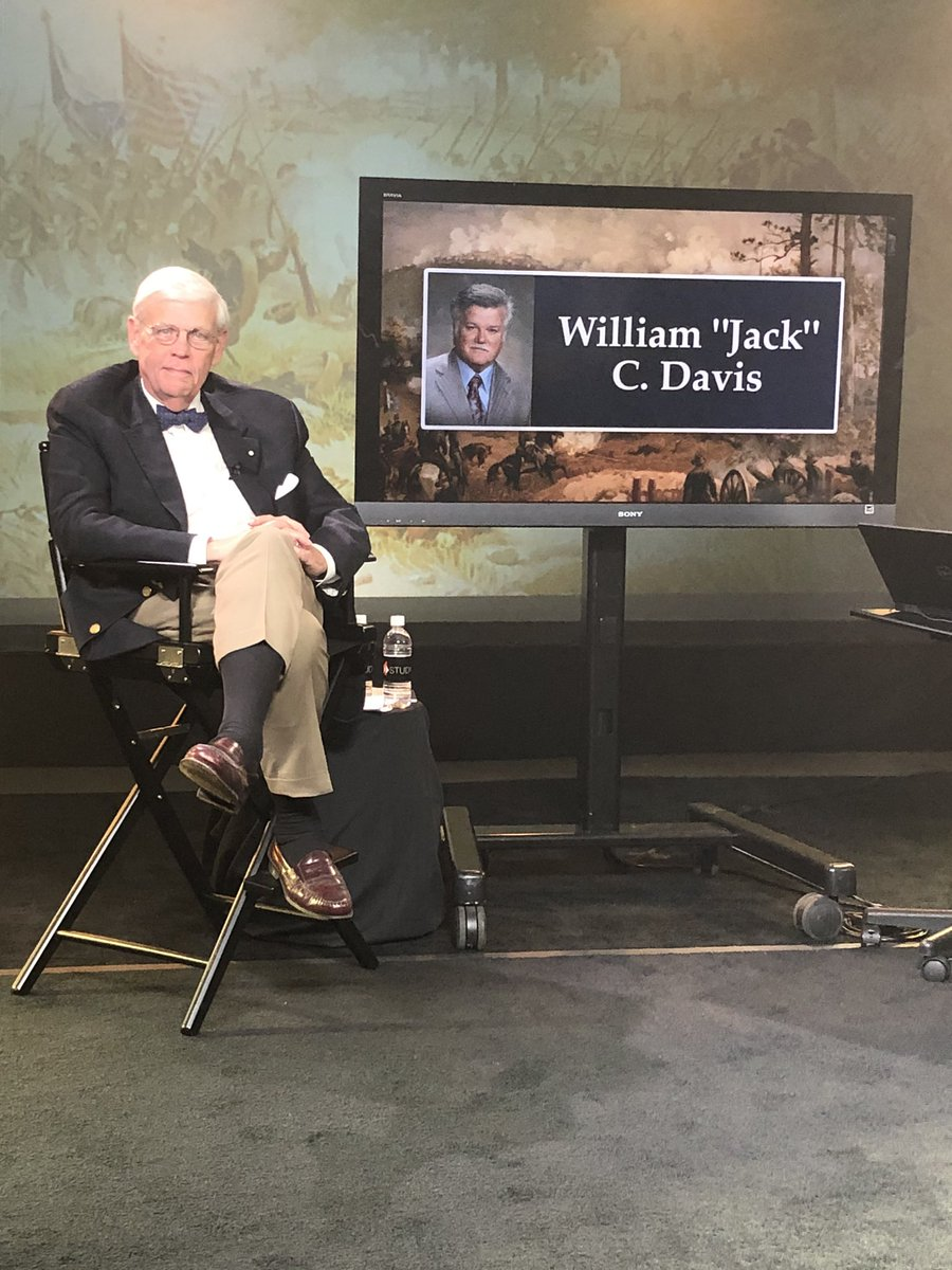 "test Twitter Media - Virtual and remote Kentucky Civil War Round Table with the incredibly prolific William C. ""Jack"" Davis joining us from the comfort of his study in Virginia! Thank you, Jack, and to everyone who tuned in! #CivilWar #COVID19 #zoom https://t.co/w1xlOuy5Pj"