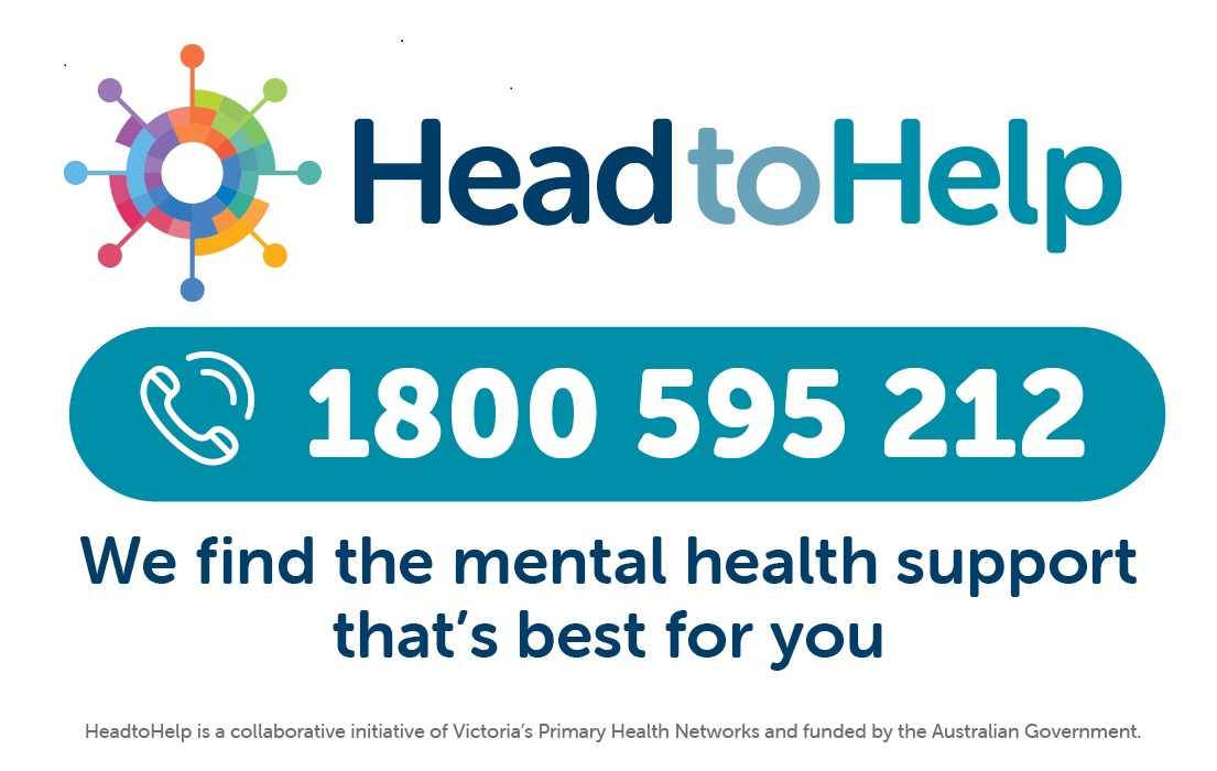 Many people may have never experienced mental ill-health before and are facing new challenges due to COVID-19. HeadtoHelp will find mental health support that's best for you. Find out more https://t.co/agVyZvEfZX #headtohelp #Gippsland #stronglocalcapability #borderlesssystems https://t.co/Y9Bp2BO3pa