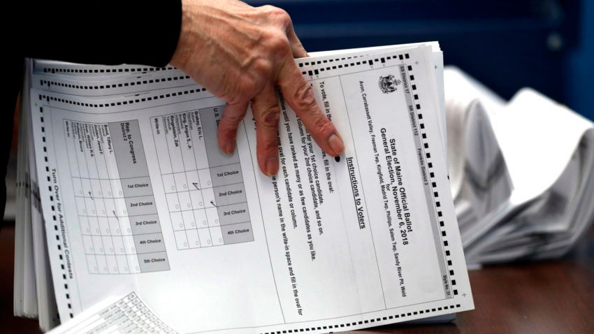 Question 2: What to know about the debate over the Massachusetts ranked choice voting ballot measure