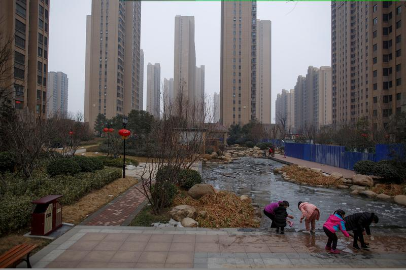China's property developers seek to dodge new rules with shift of debt off balance sheets https://t.co/DI7hEddLLy https://t.co/lKATxesaaQ