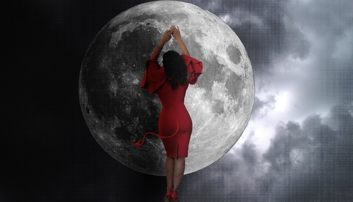 DEVIL'S MOON #fineart #fineartphotography #contemporaryart #artgallery #photography #artwork #artphotography #artist #surreal #surrealism #conceptualart #alternativephotography #dark #darkness #surrealphotography #fantasyphotography #darkart #moon https://t.co/hI5xqxQYWp