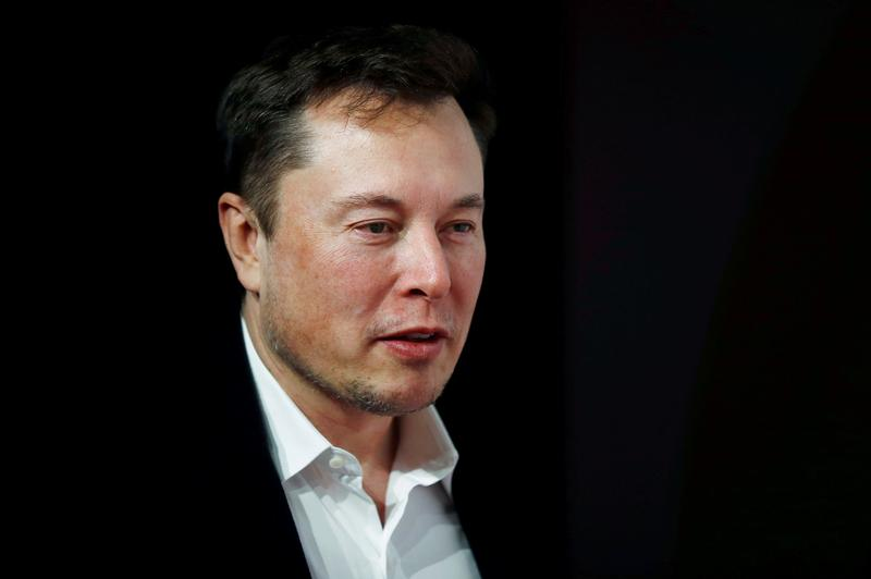 Musk sees no immediate boost from 'Battery Day' tech unveil https://t.co/JZZwKv8uJ7 https://t.co/ZRwp7Vp3yX