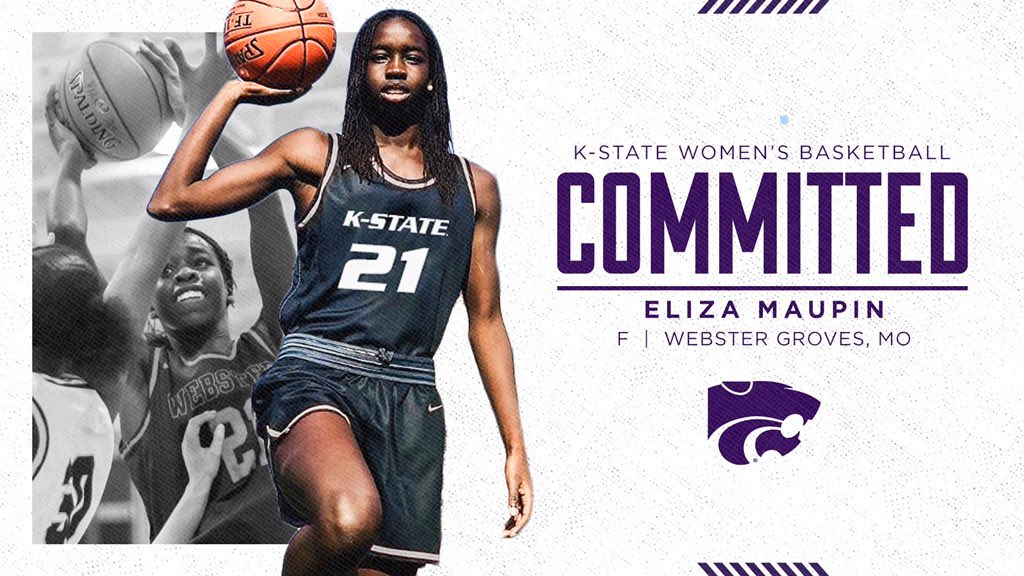 Brandon Clay College Recruiting Profile: #BClayRecruiting x @bclayrecruiting  Kansas State strikes again on the recruiting trail adding '22 F Eliza Maupin (MO).  GET YOUR OWN RECRUITING PROFILE: https://t.co/tYNfZLbdO2 https://t.co/W58rnOYoSR
