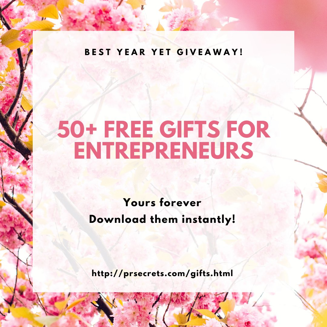 50+free downloads, tips, tools, templates, trainings from #entrepreneur #influencers giant #giveaway #speaker https://t.co/WIsztQvqM5 https://t.co/N0uTT77ote