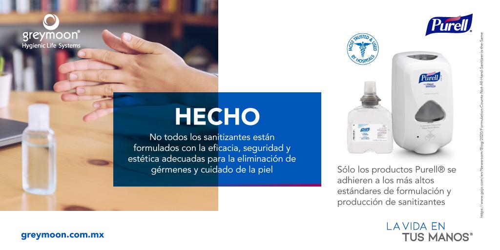 Todos los productos Purell® son sometidos a rigurosas pruebas de calidad. https://t.co/0J9ELlkJUM  #LaVidaEnTusManos #purell #manoslimpias  #desinfectantes #alcoholengel #limpieza #higiene #limpiezaprofunda #hospital #oficinas #escuelas #alimentos #manufactura #industria https://t.co/YlHDnRMrXf