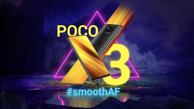 Poco X3 launched in India at the starting price of Rs.16,999