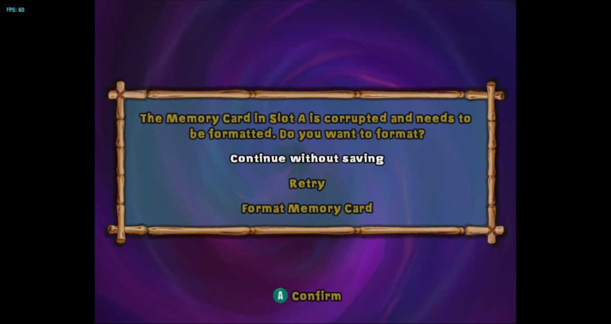 RIP this memory card with my nicktoons saves (guess I'll have to restart) https://t.co/HMtXsJNjan