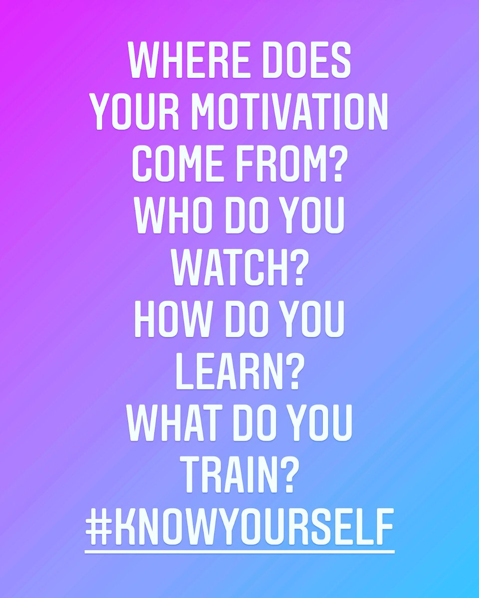 #mindset #growth #knowyourself #train #compete #motivation https://t.co/AG21D9WnS4