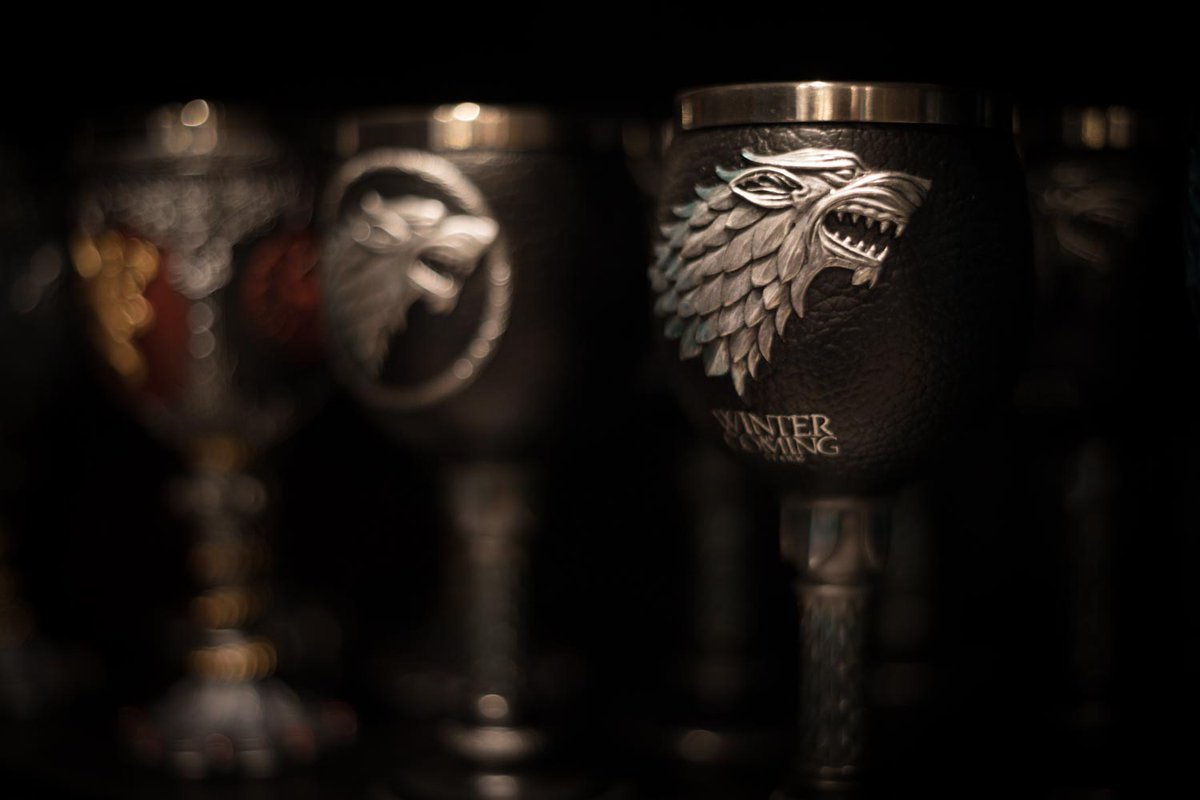 """""""When you play the game of thrones, you win or you die. There is no middle ground.""""  Who else is missing GOT? 🙋🙋♂️  https://t.co/3f5CbXoroD  #gameofthrones #got #gameofthronesshop #gameofthronesgift #weteros #daenerys #cersei #lannister #targaryen #asongoficeandfire #dragon https://t.co/CaKuYGh2YC"""