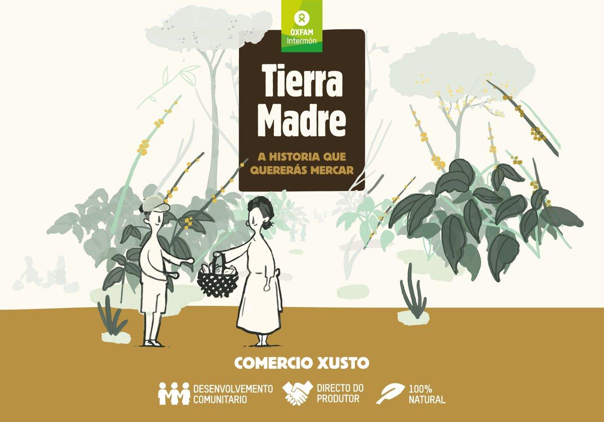 Te presentamos un nuevo podcast Tierra Madre.  - 🌍 hablamos de cambio climático con @AndreuEscriva   -  🏦de finanzas éticas con Agustín Figueroa . Puedes escuchar el programa en nuestra página o en @ivoox https://t.co/iwX2ycOD2W #podcast @fairtradeES  @CEComercioJusto https://t.co/LArK8otF2v