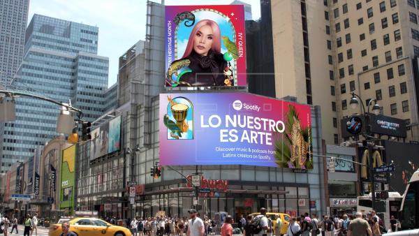 HISPANOS - Spotify rinde homenaje a la cultura latina con arte, pódcasts y música https://t.co/pvcMmNc3hD #Gente https://t.co/7DqZVtY2yF